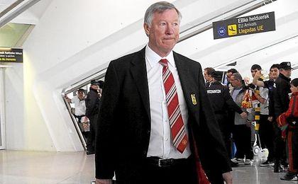 Ferguson espera que el United gane la presente edición.