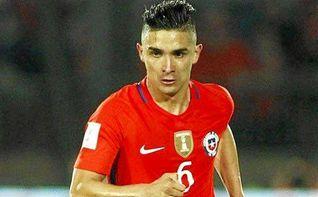 El bético Felipe Gutiérrez no jugó con la selección de Chile