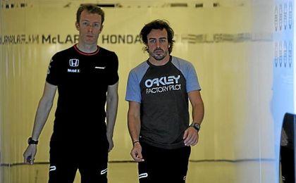 Alonso sabe de la importancia del primer Gran Premio de la temporada.