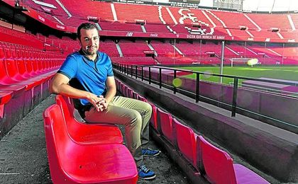 Diego Martínez le da una nota alta a la trayectoria del filial.