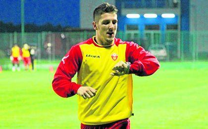 Stevan Jovetic ha disputado 835 minutos desde que aterrizó en el Sevilla en enero.
