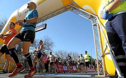Nueve de cada diez españoles no se prepara correctamente para correr