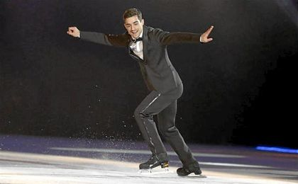 Javier Fernández a por su tercer título mundial