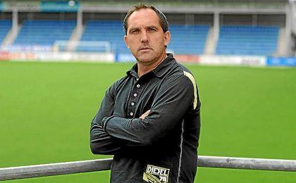 Fran Garagarza, director deportivo del Eibar.