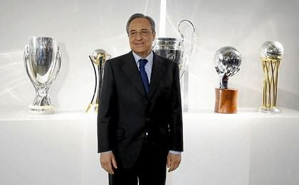Telefónica se convierte en nuevo patrocinador del Real Madrid