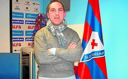 Fran Garagarza es una de las opciones para sustituir al de San Fernando.