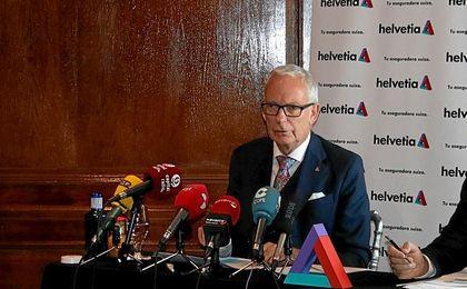 El director general de la entidad, José María Paagman.