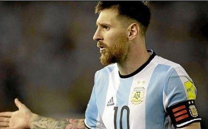 El Barcelona apoya a Messi tras la sanción de la FIFA