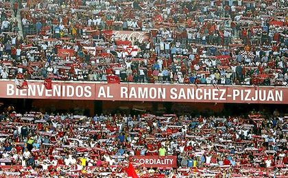 Imagen del Sánchez-Pizjuán.