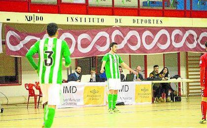 El Betis afronta en la Ciudad Deportiva Joan Gamper su penúltimo partido de la temporada.