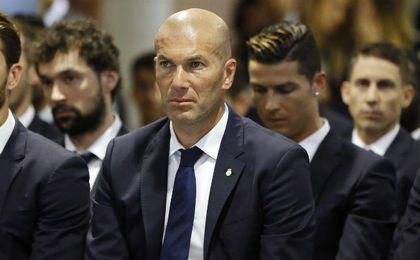 Zidane respondió a Piqué.