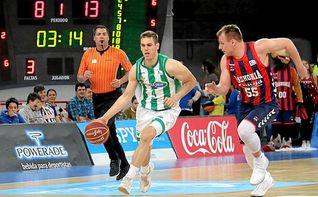 Baskonia 79-75 Betis Baloncesto: A las puertas de la victoria