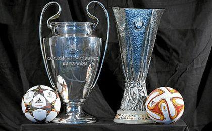 Ambas competiciones conocerán sus ganadores en la misma semana.