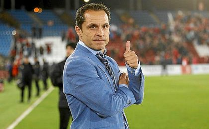 Sergi Barjuán entrenará al Mallorca.
