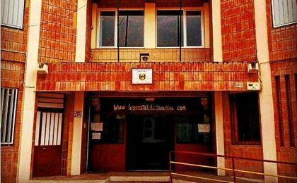 El instituto donde tuvieron lugar los hechos. @iesmatildecasanova