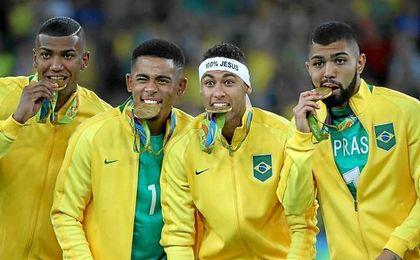 Brasil destrona a Argentina al frente del ránking FIFA y España sigue décima