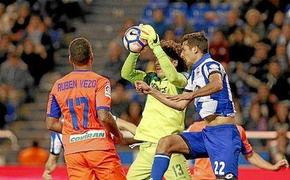 Además, Ochoa paró un penalti.