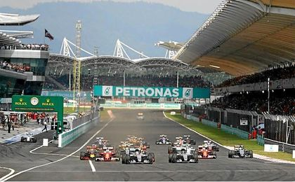 Malasia se despide de la Fórmula 1