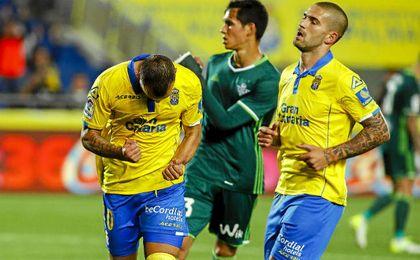 El Betis sumó en Las Palmas su séptima derrota en diez jornadas.
