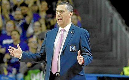 Alejandro Martínez llegó a Sevilla y ya trabaja al frente del Betis Baloncesto