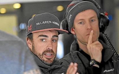 """Fernando Alonso: """"Nuestra prioridad es la fiabilidad frente al calor"""""""
