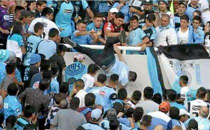 Se entrega el presunto instigador de la muerte del hincha de Belgrano.