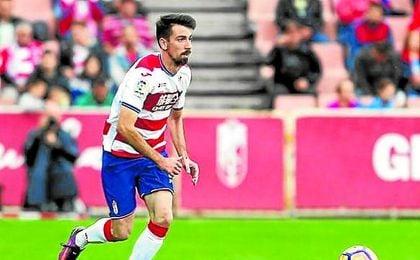 Isaac Cuenca se perdió el duelo del pasado domingo ante el Celta por una lesión en los isquiotibiales.