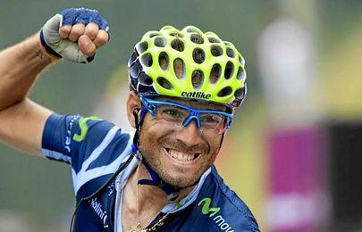 Valverde se vuelve a coronar campeón.