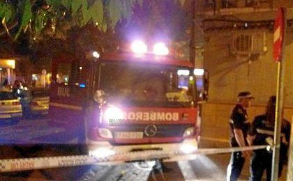 Fallece uno de los heridos en el incendio de la vivienda de Amate, que era un punto de venta de droga