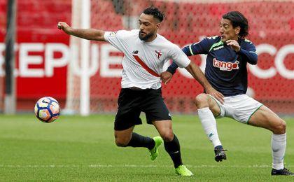 Ivi suma ya diez goles y cinco asistencias en LaLiga 123.