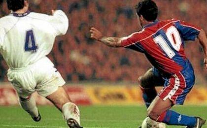 Puro Romario, así se enfrentó a los jefes del vestuario del Barça