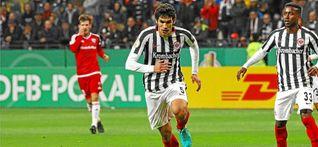 Vallejo se perderá el resto de la temporada con el Eintracht Frankfurt