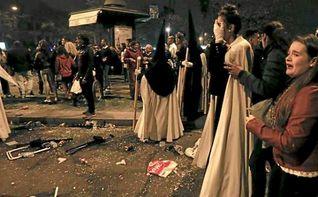 Los hosteleros piden medidas ´consensuadas´ para evitar incidentes como los de la ´Madrugá´