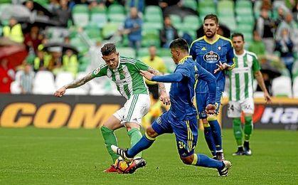 5a60bb35c El Betis sólo ha ganado tres de sus quince últimos partidos contra ...