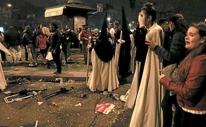 """Los hosteleros piden medidas """"consensuadas"""" para evitar incidentes como los de la 'Madrugá'"""
