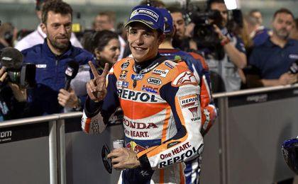 """Márquez: """"Quedan muchas carreras y puede pasar de todo"""""""