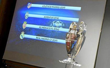 El sorteo de la Champions, en directo.