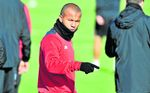 Mariano y el Sevilla tratarán el futuro en mayo