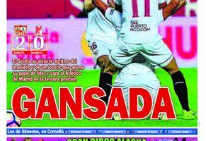 La portada de ESTADIO Deportivo de este sábado