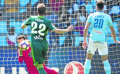 Brasanac anotó el gol del triunfo.