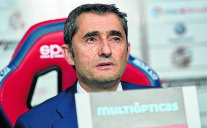 Valverde, muy cotizado en el mercado de entrenadores.