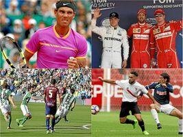 En directo: Toda la jornada deportiva del domingo