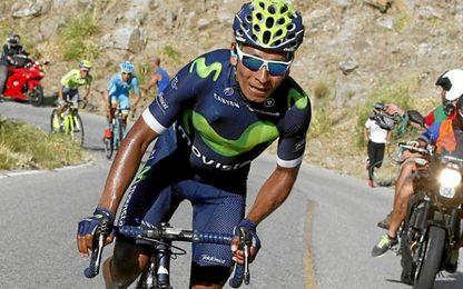Nairo es uno de los grandes favoritos para ganar el Giro.