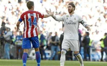 Cuarta vez consecutiva que se enfrentan en Champions Madrid y Atlético.