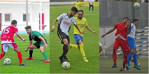 Resumen de los equipos sevillanos en la jornada 36 de Tercera