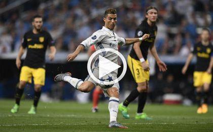 La lección de Cristiano al Bernabéu, pitos no, palmas sí