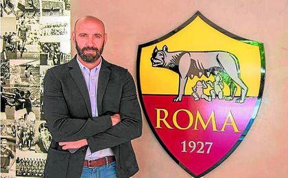 "Monchi: ""En Roma ya me siento querido"""