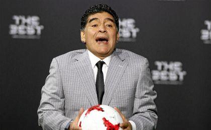 """Maradona: """"Hace 13 años que no consumo drogas"""""""