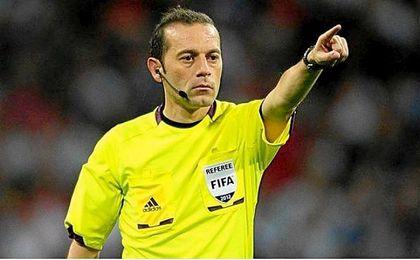 Ya hay árbitro para la semifinal española.