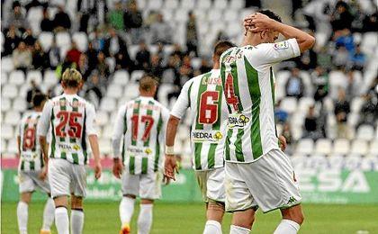 El Córdoba sólo sumó un punto de veintisiete como visitante en 2017